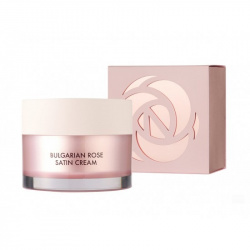 Kрем на основе болгарской розы Heimish Bulgarian rose satin cream 55ml - фото