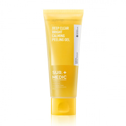 Пилинг-скатка Deep Clear Bright Calming Peeling Gel 120мл - фото